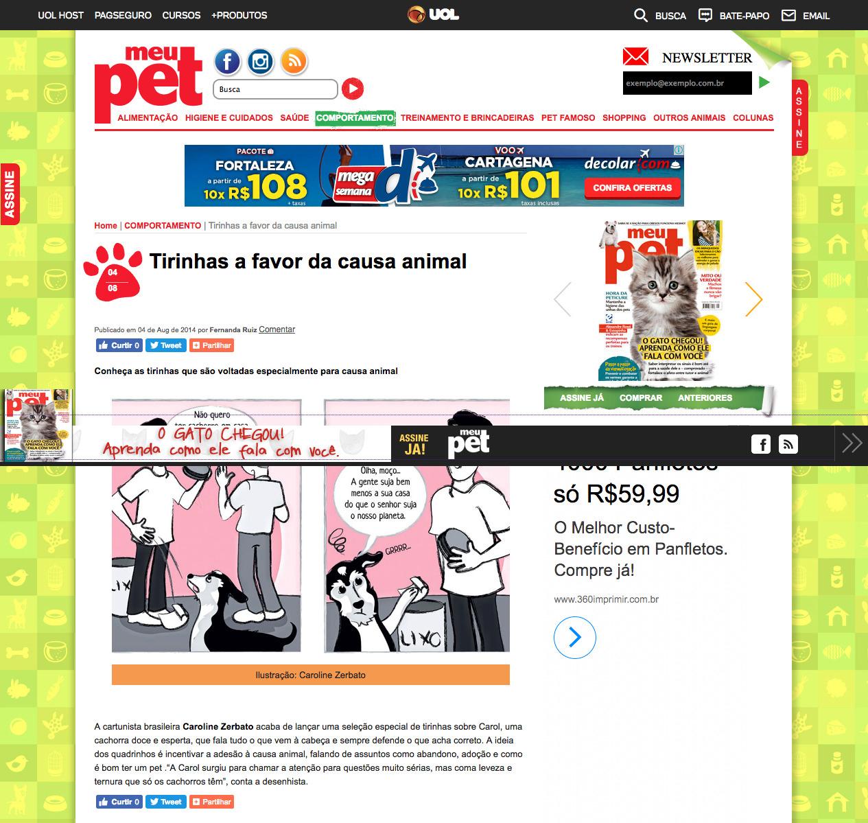 FireShot Capture 16 - Revista Meu Pe__ - http___revistameupet.uol.com.br_co