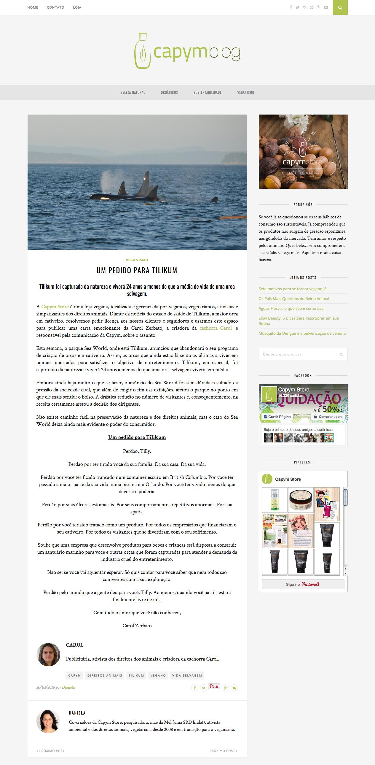 FireShot Capture 17 - Um pedido para Tiliku_ - http___blog.capymstore.com.br_um-pedido-para-tilikum_