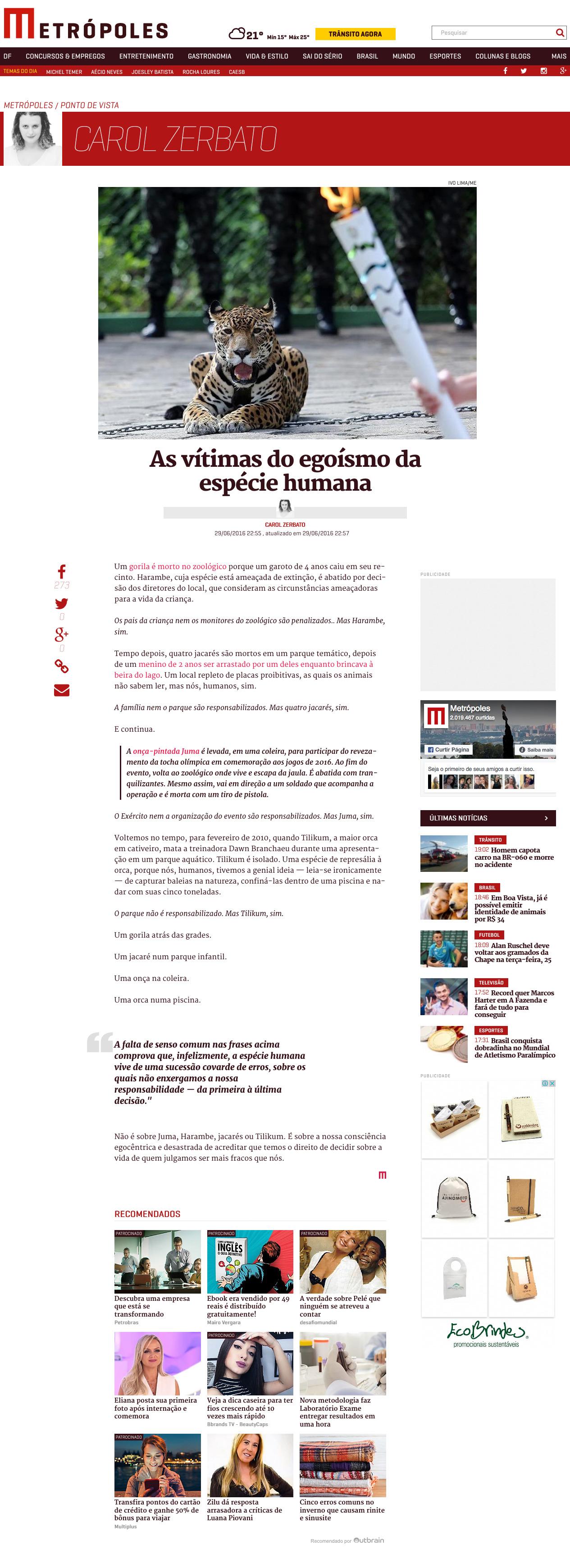 FireShot Capture 4 - As vítimas do __ - http___www.metropoles.com_ponto-de-