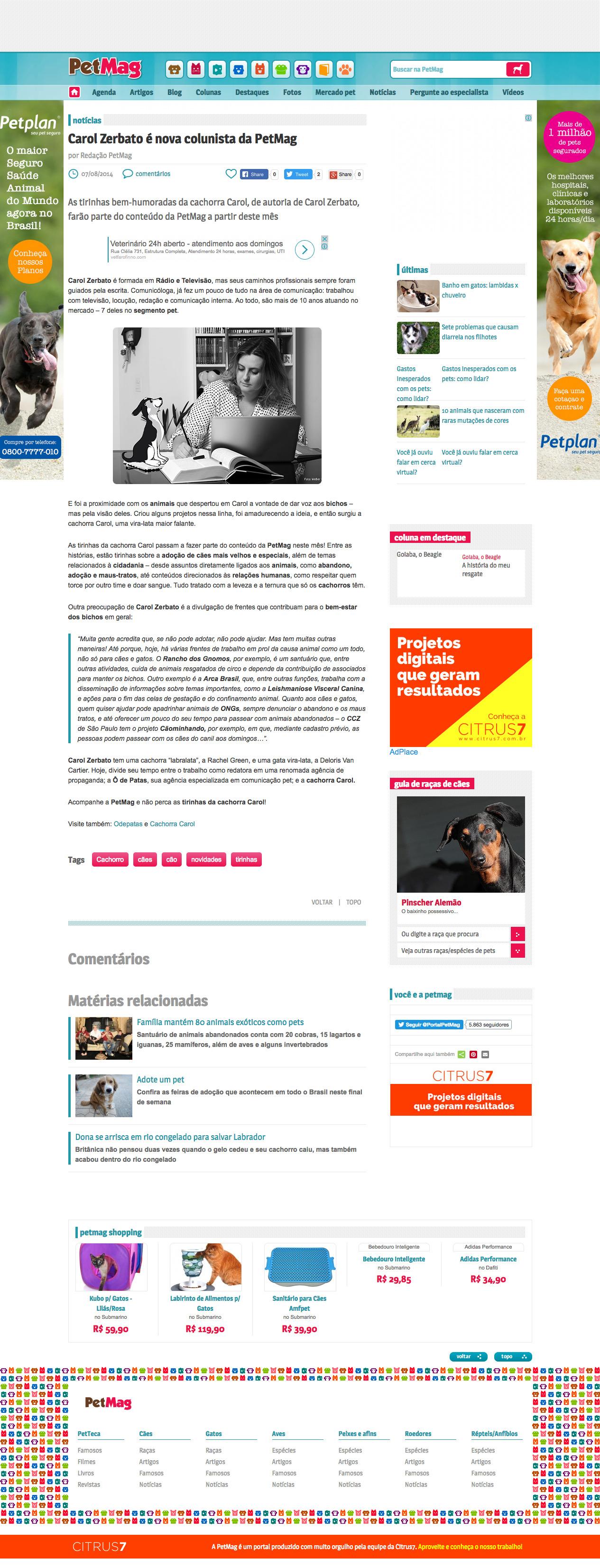 FireShot Capture 9 - Carol Zerbato __ - http___www.petmag.com.br_15959_caro